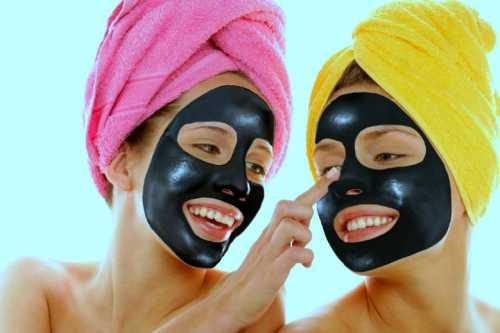 маски их виды и правила нанесения